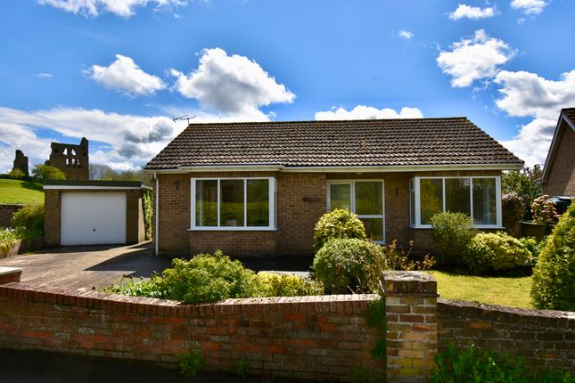 Thumbnail Detached bungalow for sale in Finkle Street, Sheriff Hutton, York