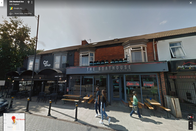 Thumbnail Restaurant/cafe to let in Newland Avenue, Hull