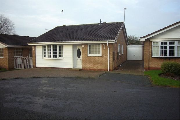 Thumbnail Detached bungalow for sale in Webley Rise, Moseley Parklands, Wolverhampton, West Midlands