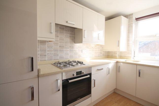 Thumbnail Flat to rent in Holloway Road, Islington