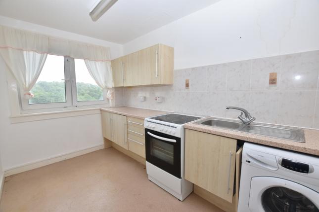 Kitchen of 112 Rankin Court, Greenock PA16