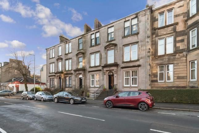 Thumbnail Flat for sale in Brisbane Street, Greenock, Inverclyde