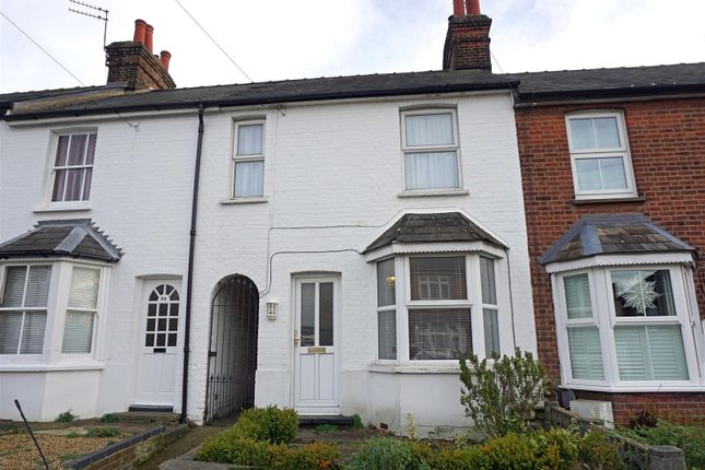 Thumbnail Terraced house for sale in St. Johns Road, Hitchin