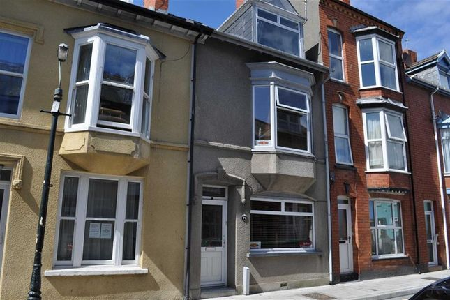 Thumbnail Terraced house for sale in Cambrian Street, Aberystwyth