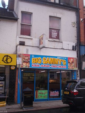 Commercial property for sale in Upper George Street, Luton