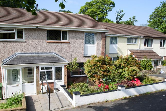 Thumbnail Semi-detached house for sale in Grasmere Close, Plymouth