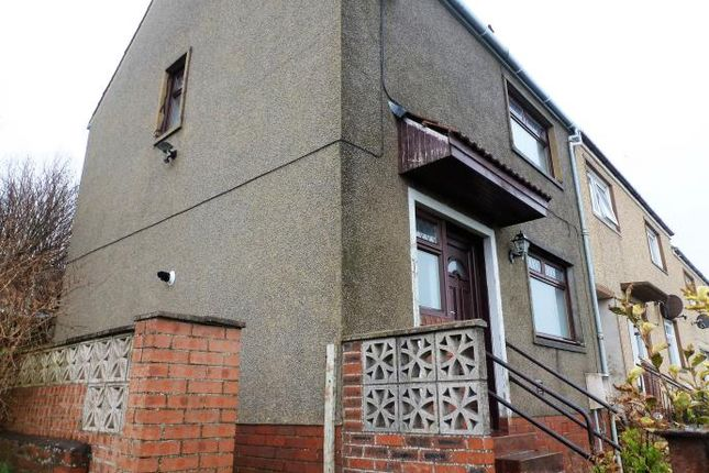 Thumbnail Terraced house to rent in Ashgrove Rd, Ardrossan