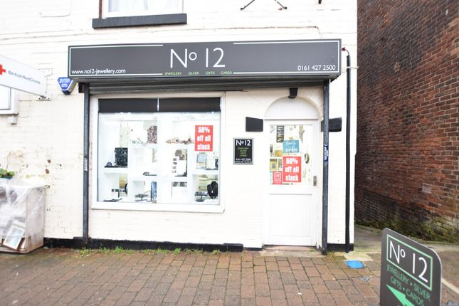 Thumbnail Property to rent in Derby Way, Marple, Stockport
