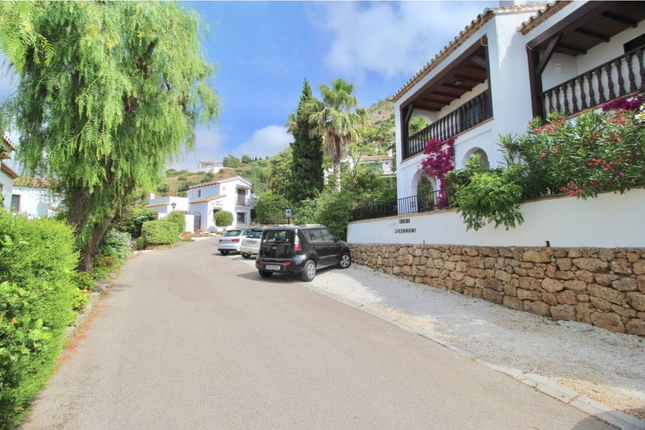 Parking of Mijas, Costa Del Sol, Andalusia, Spain