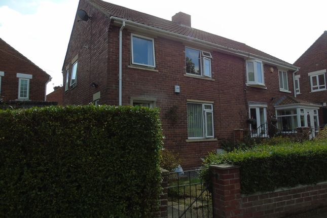 Thumbnail Semi-detached house to rent in Barkwood Road, Rowlands Gill