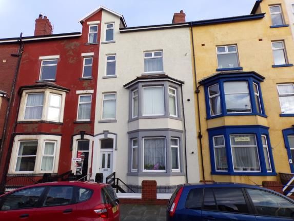 Thumbnail Flat for sale in Tyldesley Road, Blackpool, Lancashire