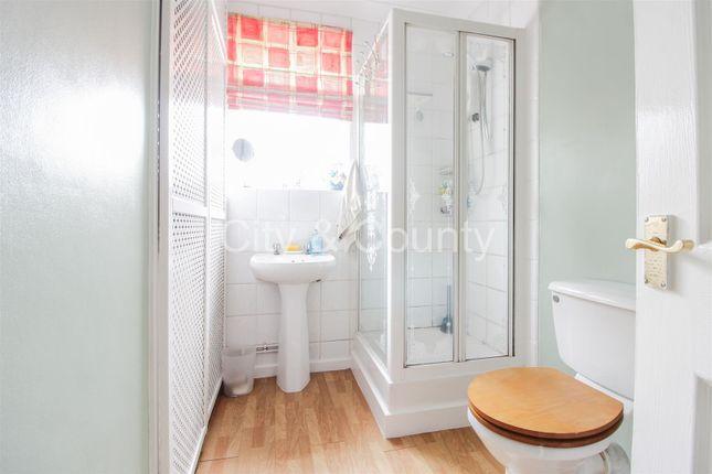 Shower Room of Dogsthorpe Road, Peterborough PE1