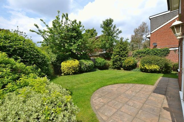 Rear Garden of St. Michaels Close, Bickley, Bromley BR1