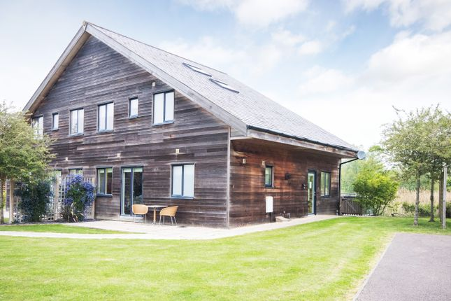 Thumbnail Semi-detached house for sale in Waters Edge, Cerney Wick Lane, Cerney Wick, Cirencester