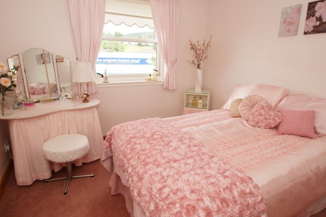 Master Bedroom of Backbrae Street, Kilsyth G65