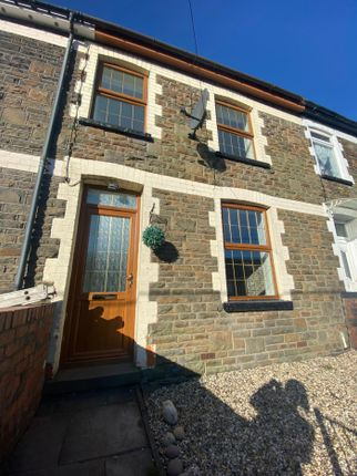 Thumbnail Terraced house for sale in Mikado Street, Tonypandy