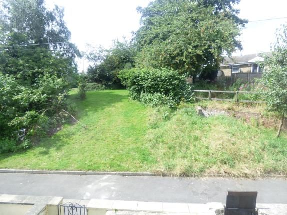 Rear View of Redruth Street, Burnley, Lancashire BB12