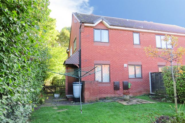 Semi-detached house for sale in Lords Heath, Lyppard Woodgreen, Worcester