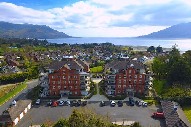Thumbnail 3 bed flat for sale in Seafields Court, Warrenpoint, Newry