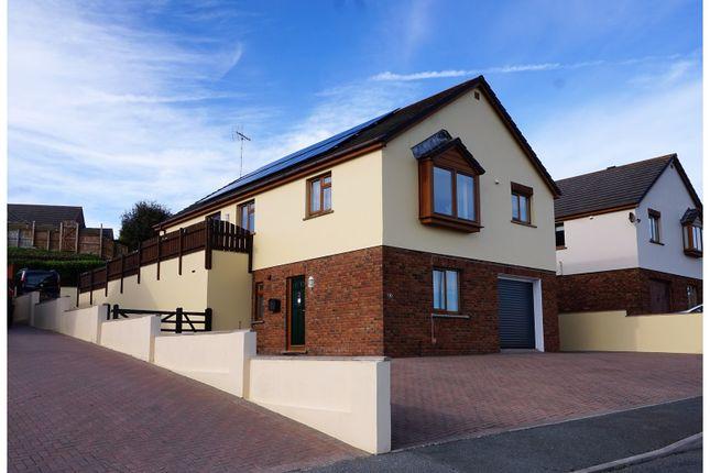 Thumbnail Detached bungalow for sale in Hampshire Drive, Pembroke Dock