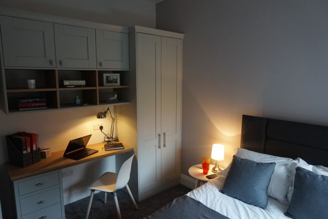 Bedroom of Ellison Place, Newcastle Upon Tyne NE1