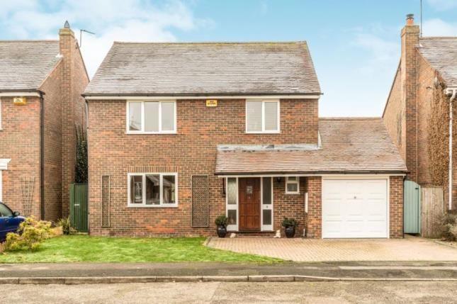 Thumbnail Detached house for sale in Rumptons Paddock, Grendon Underwood, Aylesbury, Buckinghamshire