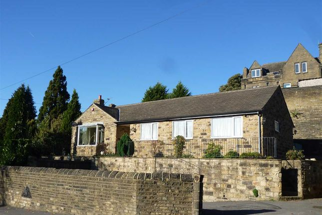 Thumbnail Detached bungalow for sale in Greenhead Road, Gledholt, Huddersfield
