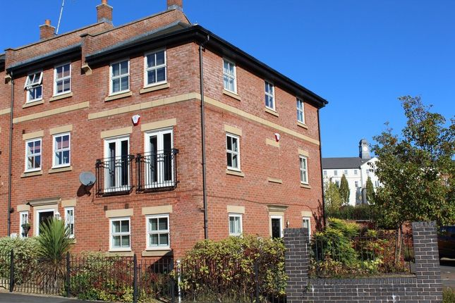 Thumbnail End terrace house for sale in Horseshoe Crescent, Nether Hall Park, Great Barr