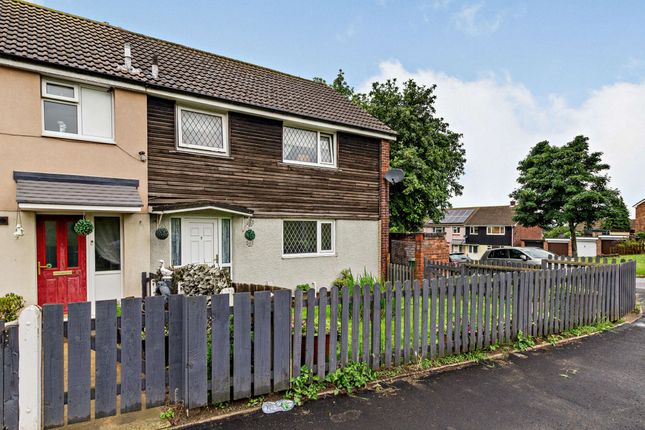 Semi-detached house for sale in Herrick Road, Scunthorpe