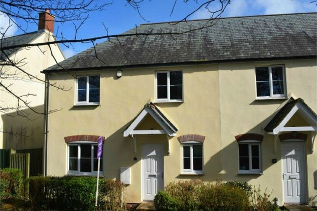 Thumbnail Semi-detached house to rent in St Francis Meadow, Mitchell, Newquay, Cornwall