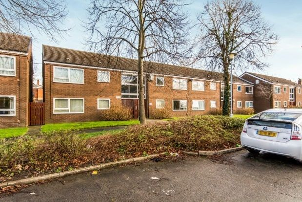 Thumbnail Flat to rent in Randolph Place, Stockport
