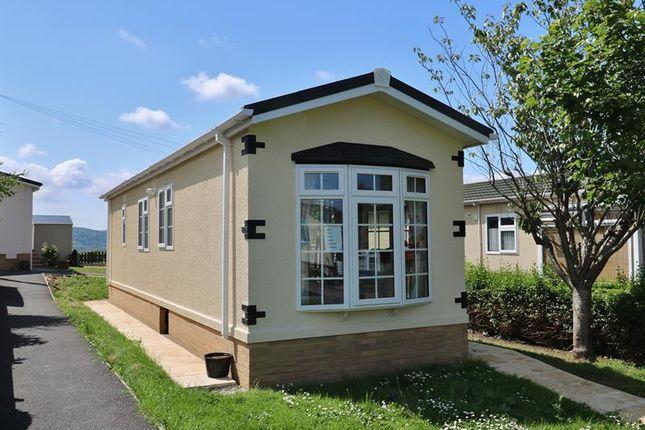 Thumbnail Mobile/park home for sale in Vine Tree Park, Tudorville, Ross-On-Wye