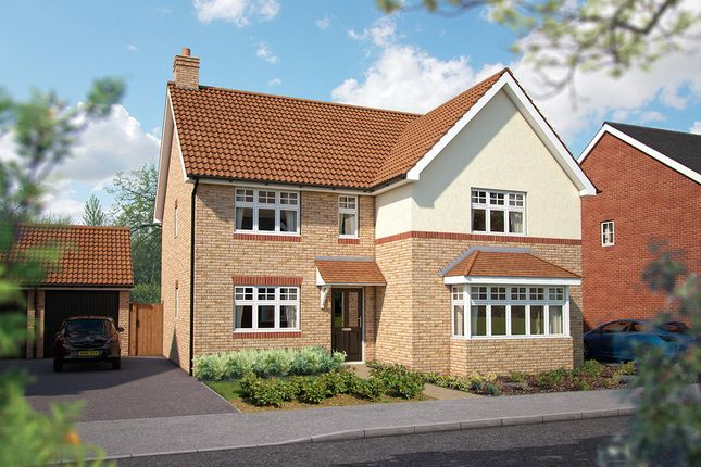 """Thumbnail Detached house for sale in """"The Arundel"""" at Hadham Road, Bishop's Stortford"""