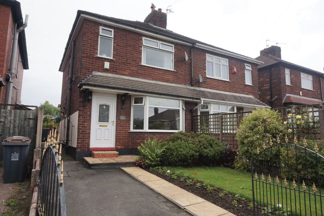 Thumbnail Semi-detached house for sale in Wolstanton Road, Newcastle