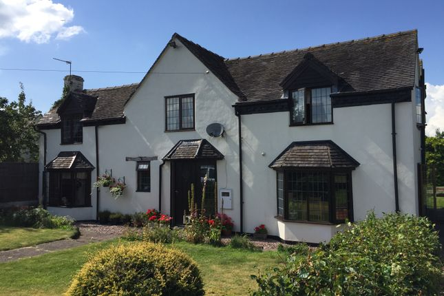 Thumbnail Country house for sale in Nethertown, Rugeley