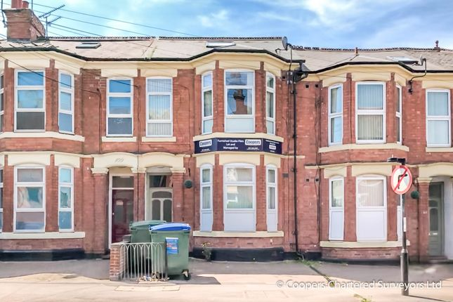 Thumbnail Studio to rent in Holyhead Road, Lower Coundon, Coventry