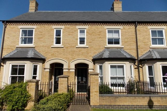 2 bed terraced house to rent in Cavell Walk, Fairfield Park, Stotfold SG5