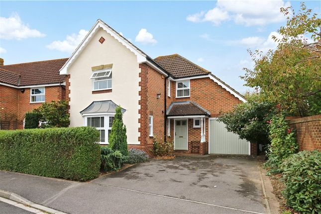Thumbnail Property for sale in Withy Close, Romsey, Hampshire