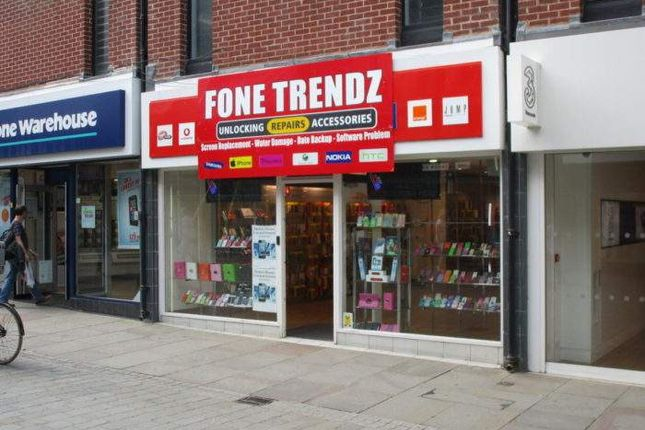 Thumbnail Retail premises to let in 34 East Street, 34 East Street, Derby