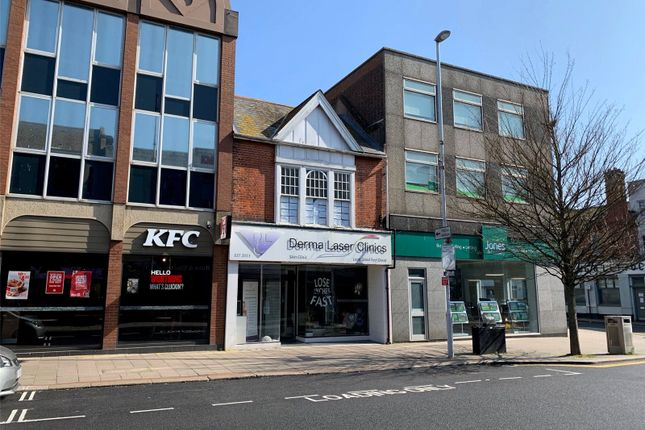 Thumbnail Retail premises for sale in Chapel Road, Worthing, West Sussex