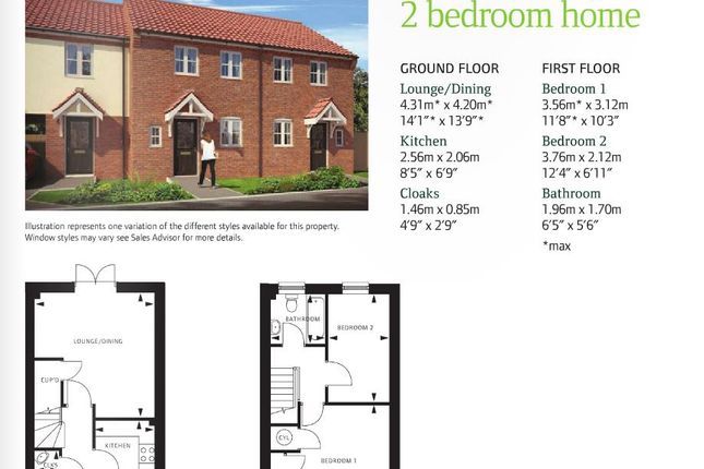 Thumbnail Semi-detached house to rent in Jeckyll Road, Wymondham