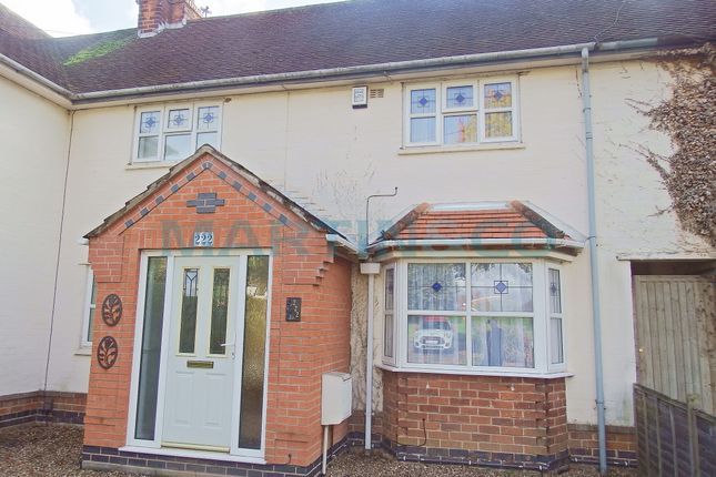 Thumbnail Terraced house to rent in Alan Moss Road, Loughborough
