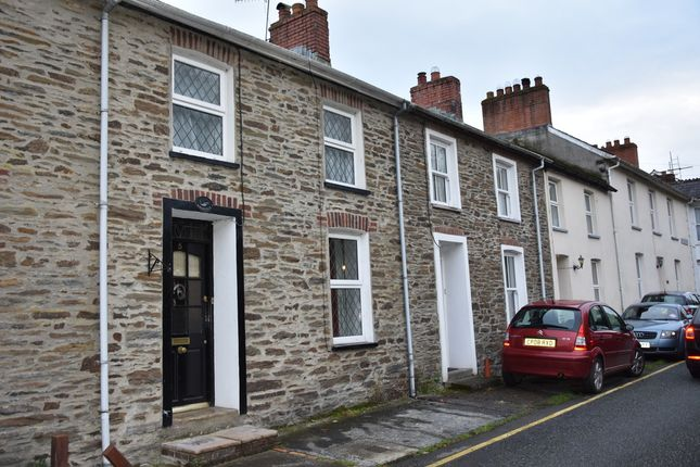 Thumbnail Terraced house for sale in Teras Cambrian Terrace, Llandysul