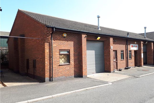 Thumbnail Light industrial to let in Unit 8, Turnpike Close, Grantham