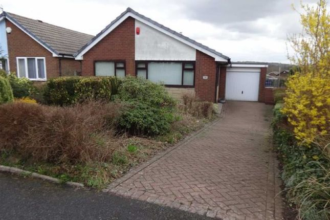 Thumbnail Detached bungalow to rent in Langham Close, Bolton
