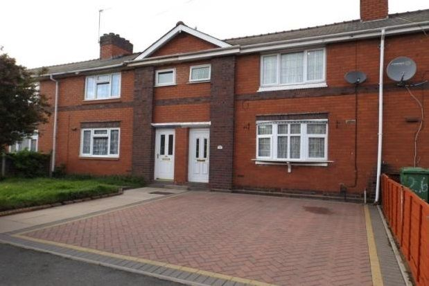 3 bed terraced house to rent in Berry Avenue, Wednesbury