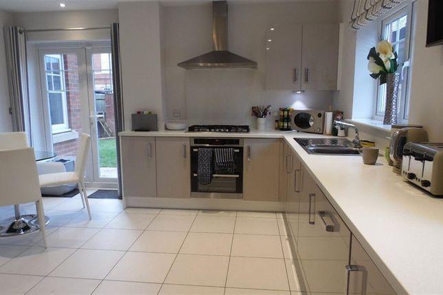 Thumbnail Detached house for sale in Reid Crescent, Hellingly, Hailsham