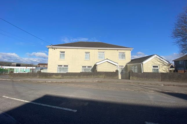 Thumbnail Detached house for sale in Canola House, Heol Canola, Bridgend
