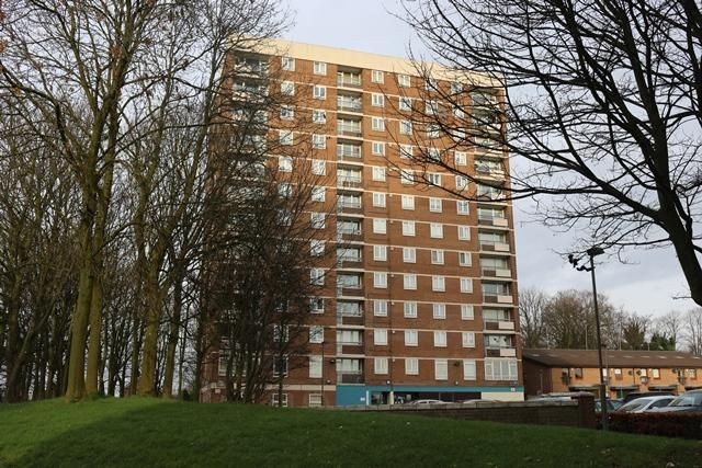 Thumbnail Flat to rent in Evesham Close, Woolton, Liverpool, Merseyside