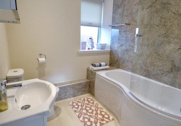 Bathroom of 3 Dinwoodie Courtyard, Johnstonebridge, Lockerbie, Dumfries And Galloway DG11